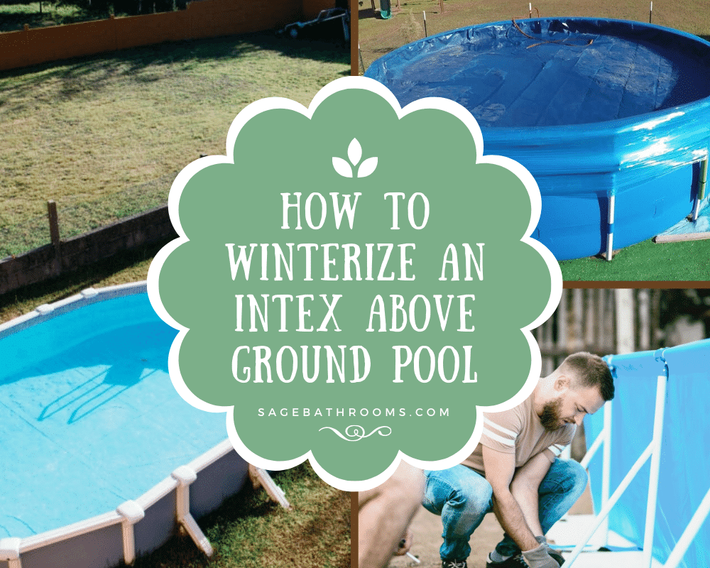 How To Winterize An Intex Above Ground Pool
