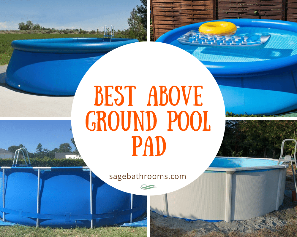 Best Above Ground Pool Pad