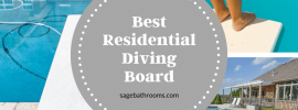Best Residential Diving Board