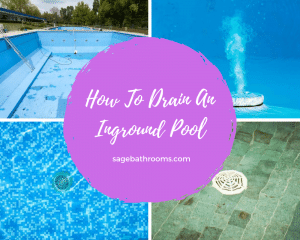 How To Drain An Inground Pool