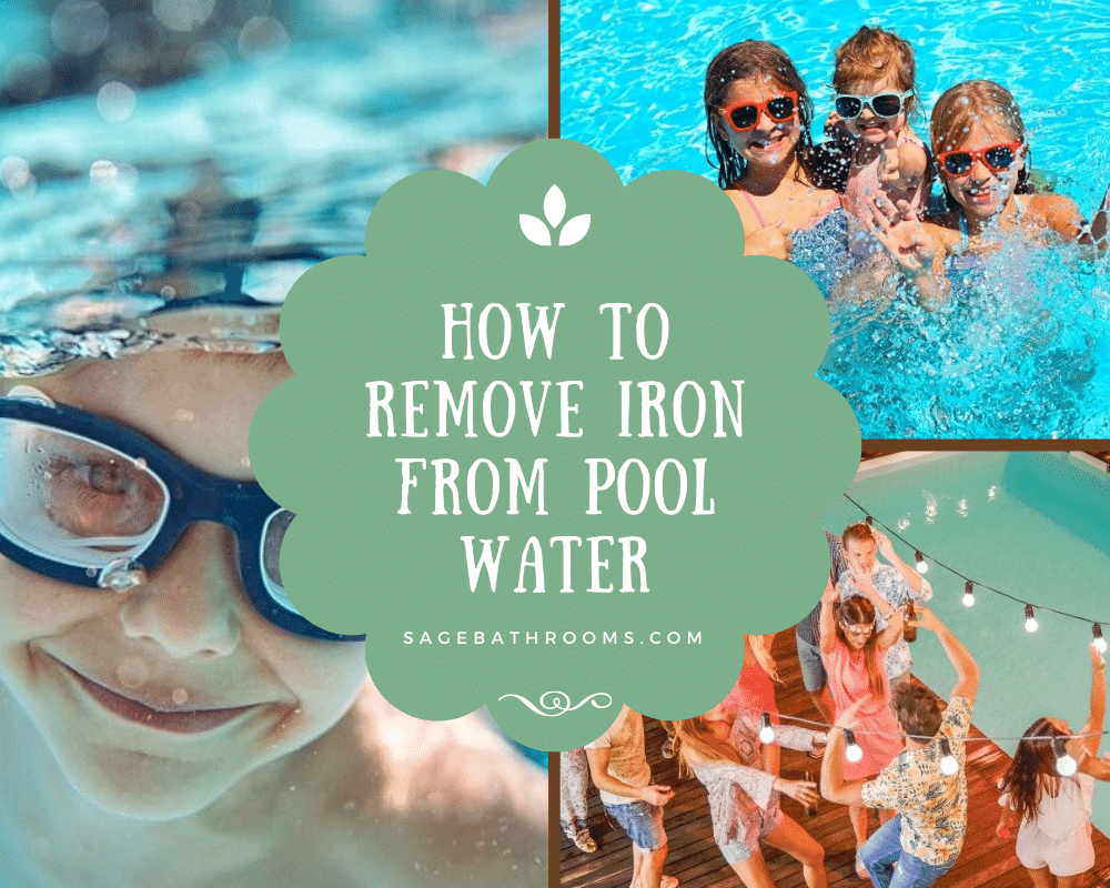 How To Remove Iron From Pool Water