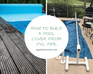 How To Build A Pool Cover From PVC Pipe